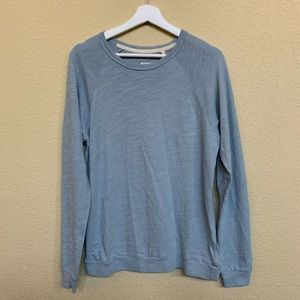 RAG & BONE NWT Long Sleeve Raglan Tee Small